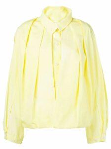 Lemaire shirt blouson - Yellow