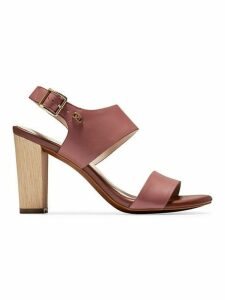Octavia Leather Sandals