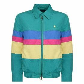Polo Ralph Lauren Stripe Logo Jacket