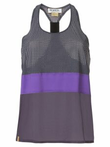 Monreal London racer tank-top - Multicolour