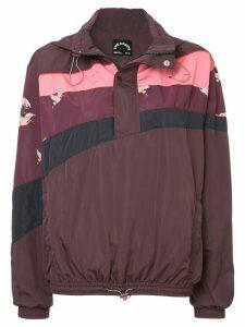 The Upside lightweight shell jacket - Red
