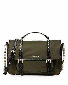 Michael Michael Kors Lelia Medium Nylon Messenger Bag