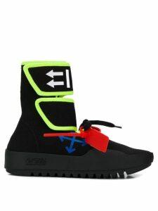 Off-White Moto Wrap sneakers - Black