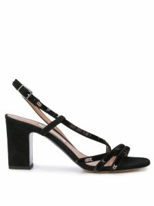 Tabitha Simmons Charlie sandals - Black