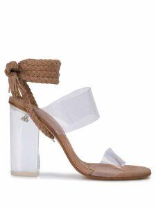 Ritch Erani NYFC Fiji sandals - Grey