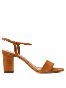 Tabitha Simmons Bungee sandals - Brown