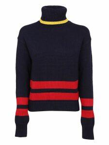 Multicoloured Cotton Sweater