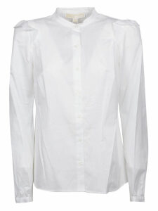 Michael Kors Ruffled Trim Shirt