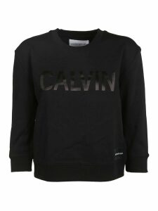 Calvin Klein Printed Sweater