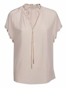Michael Kors Embellished Blouse
