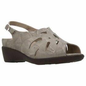 Piesanto  190402P  women's Sandals in Brown