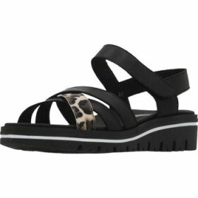 Piesanto  190784  women's Sandals in Black