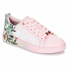 Ted Baker  RIALY  women's Shoes (Trainers) in Pink