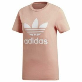 adidas  Dv2587 Camiseta, Mujer  women's T shirt in Pink