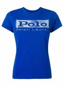 Polo Ralph Lauren slim-fit logo T-shirt - Blue