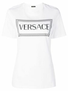 Versace 90s vintage logo T-shirt - White