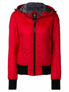 Canada Goose fitted puffer jacket - Red