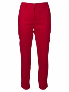 Blumarine tailored cropped trousers