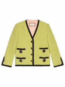 Gucci Tweed jacket - Green