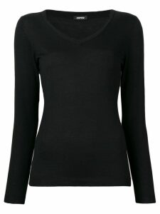 Aspesi long sleeve top - Black