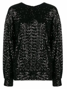 Isabel Marant sequin shirt - Black
