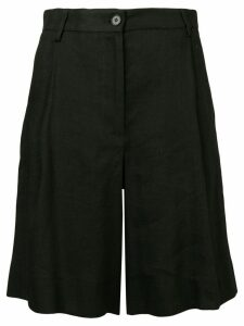 Barena high-waisted shorts - Black