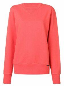 Woolrich round-neck sweater - PINK