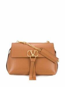 Valentino Valentino Garavani VRING shoulder bag - Neutrals