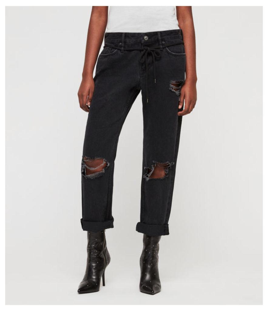 Alana Boyfriend Jeans