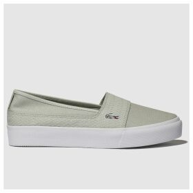 Lacoste Light Grey Marice Plus Grand 119 Trainers
