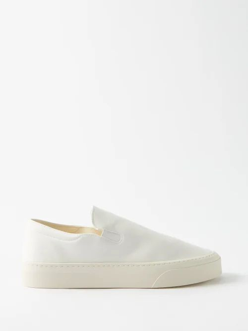 Zimmermann - Moncur Cotton Blend Blouse - Womens - Ivory