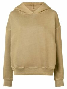 Yeezy Season 6 classic hoodie - NEUTRALS