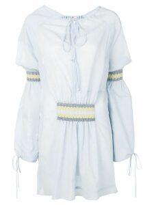 Loewe Blusa blouse - Blue