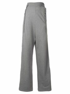 Diesel Red Tag high-waisted trousers - Grey