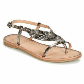 Les Tropéziennes par M Belarbi  OKTAVI  women's Sandals in Grey
