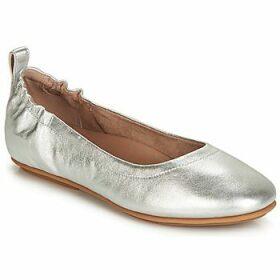 FitFlop  ALLEGRO BALLERINAS  women's Shoes (Pumps / Ballerinas) in Silver
