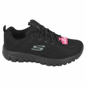 Skechers  Graceful 12615 Women's Sneakers  women's Shoes (Trainers) in Black