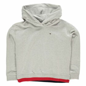 Tommy Hilfiger Icon OTH Hoodie - Grey Heather