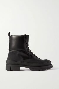 Brandon Maxwell - Hammered Silk-satin Wide-leg Pants - Chartreuse
