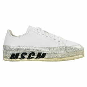Msgm Floating Wedge Sneakers