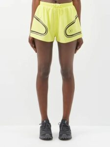 Prada - High Neck Bow Embellished Silk Sweater - Womens - Pink