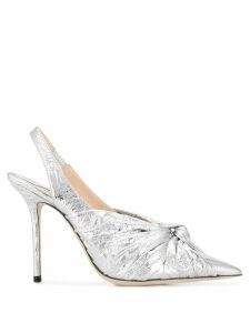 Jimmy Choo Annabell 100 sandals - Silver