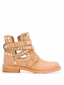 Twin-Set ankle boots - Neutrals