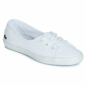 Lacoste  ZIANE CHUNKY BL 2  women's Shoes (Trainers) in White