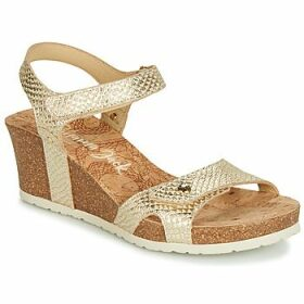Panama Jack  JULIA  women's Sandals in Gold