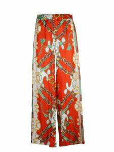 Parosh Printed Trousers