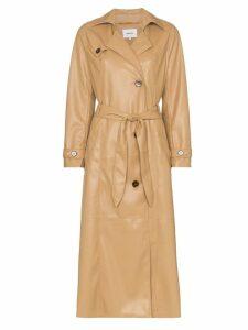 Nanushka Chiara trench coat - Neutrals