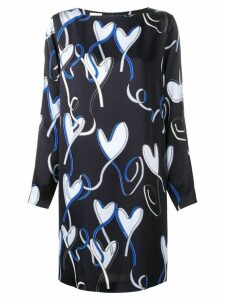 Escada Sport printed shift dressboat - Blue