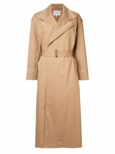 Layeur sand trench coat - Brown
