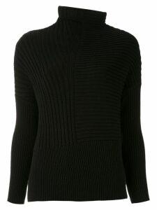 Uma Raquel Davidowicz Silvia knit blouse - Black
